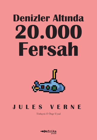 Denizler Altında 20.000 Fersah resmi